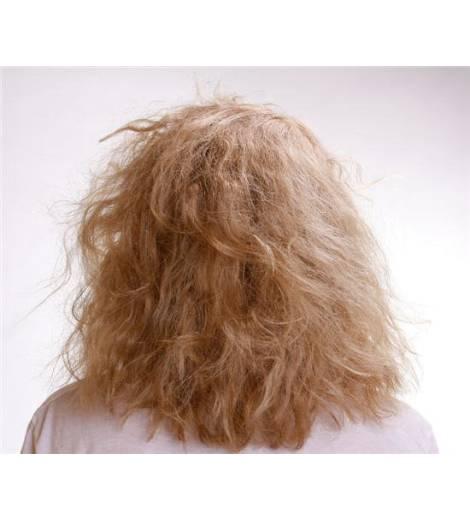 Distressed Hair